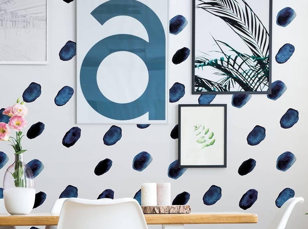Carta Da Parati Pois Grandi : Design pareti essenza by matteo stucchi